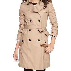 Classic Gap trench coat - size XL